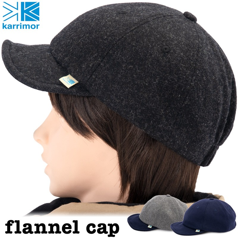 karrimor flannel cap フランネル キャップ