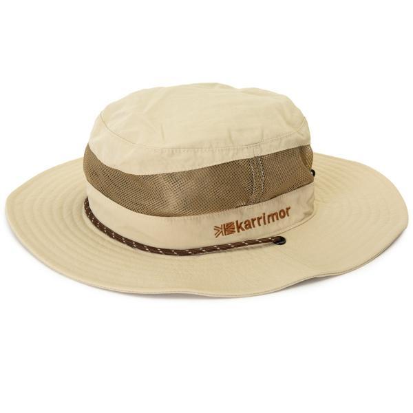 帽子 karrimor カリマー コードメッシュハットST cord mesh hat ST 2m50cm 16