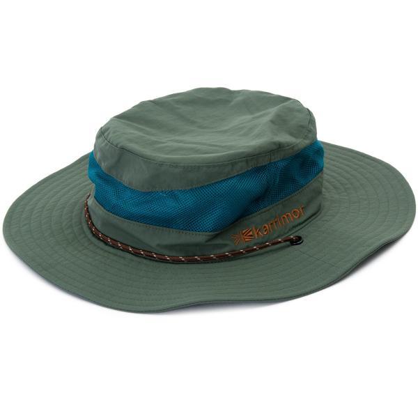 帽子 karrimor カリマー コードメッシュハットST cord mesh hat ST 2m50cm 22