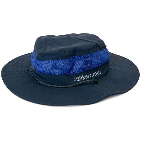 帽子 karrimor カリマー コードメッシュハットST cord mesh hat ST 2m50cm 18