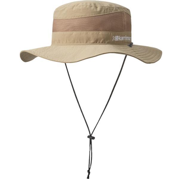 帽子 karrimor カリマー コードメッシュハットST cord mesh hat ST|2m50cm|19