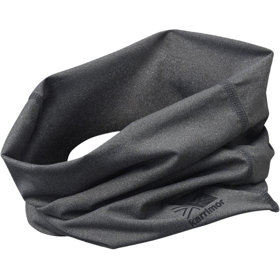 ネックゲイター karrimor カリマー UV neck gaiter 防虫素材 紫外線カット|2m50cm|16