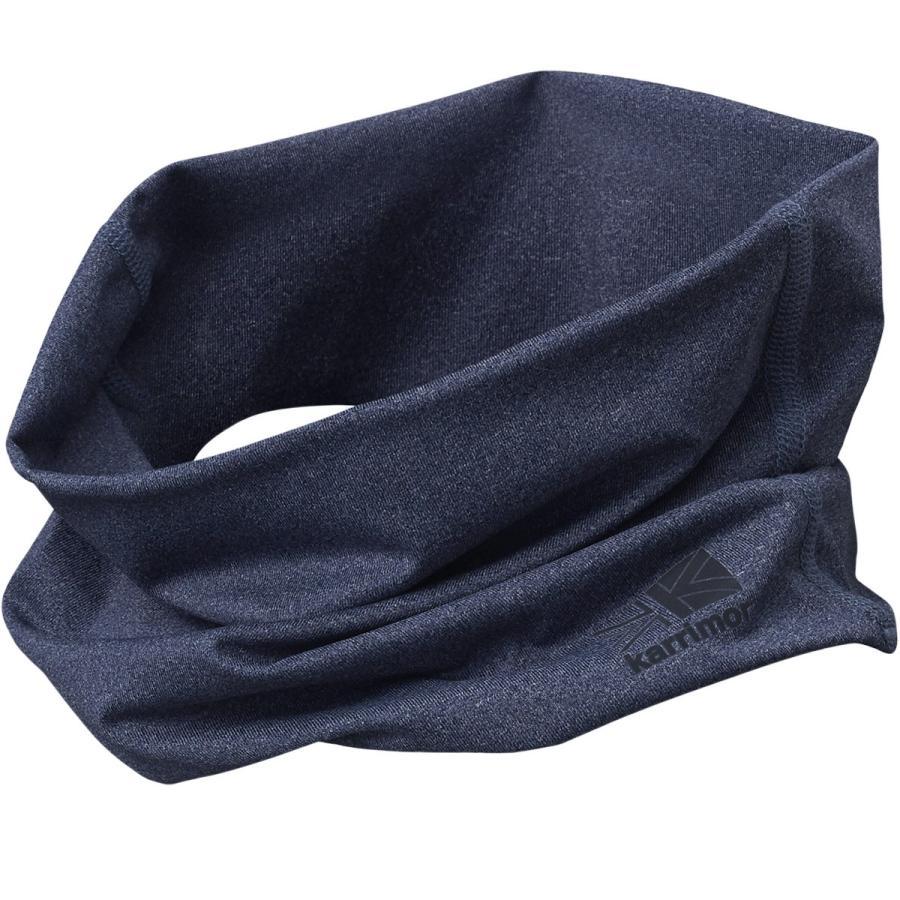 ネックゲイター karrimor カリマー UV neck gaiter 防虫素材 紫外線カット|2m50cm|17