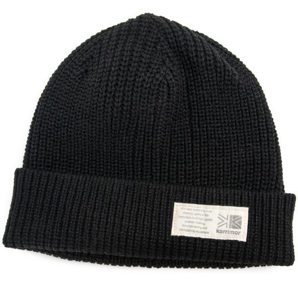 ニット帽 karrimor カリマー folded beanie 4 フォールデッド ビーニー|2m50cm|12