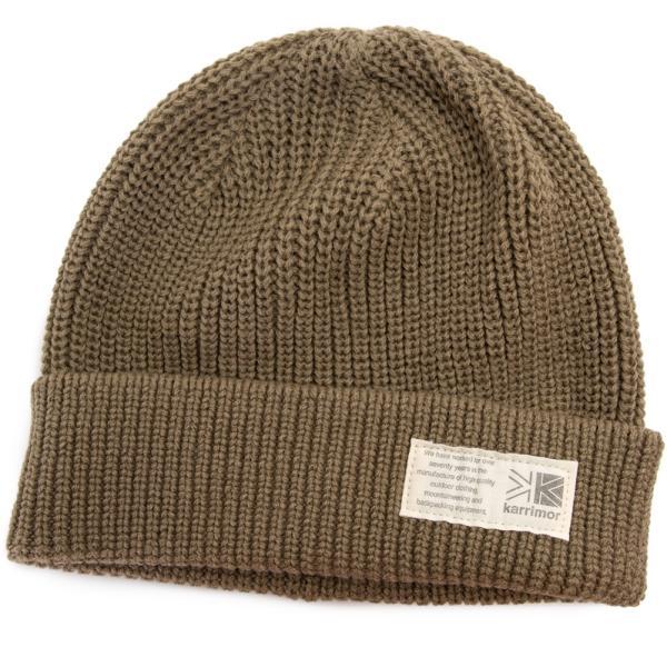 ニット帽 karrimor カリマー folded beanie 4 フォールデッド ビーニー|2m50cm|14