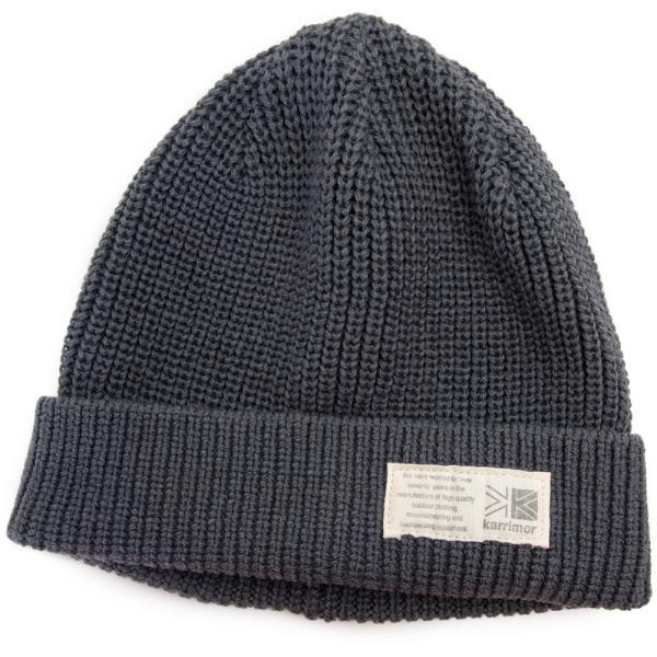 ニット帽 karrimor カリマー folded beanie 4 フォールデッド ビーニー|2m50cm|13