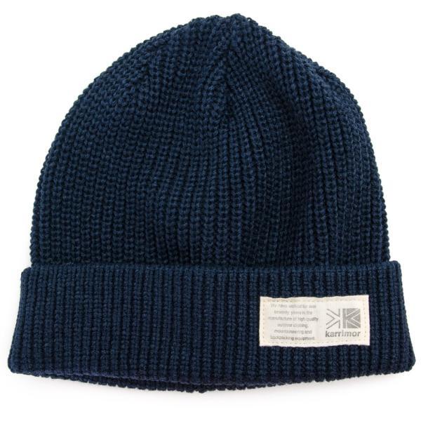 ニット帽 karrimor カリマー folded beanie 4 フォールデッド ビーニー|2m50cm|11