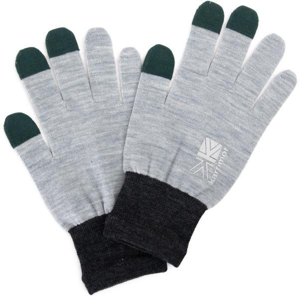 カリマー karrimor 手袋 wool logo glove グローブ 2m50cm 17