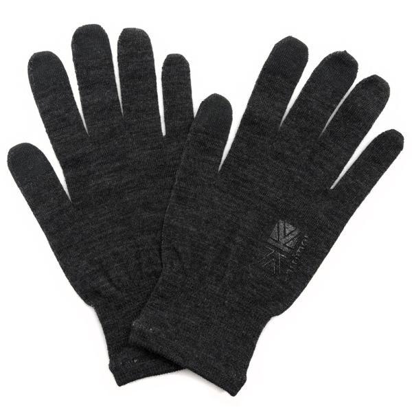 手袋 カリマー karrimor wool logo glove グローブ|2m50cm|11