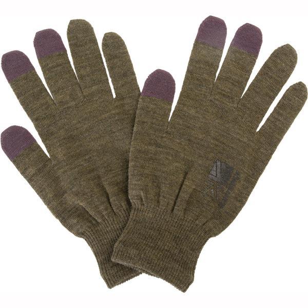 手袋 カリマー karrimor wool logo glove グローブ|2m50cm|12