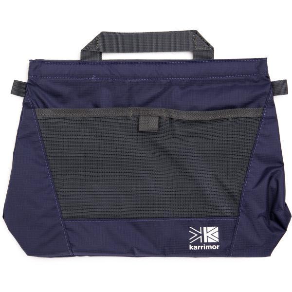カリマー karrimor トレックキャリー スナック ポーチ trek carry snack pouch|2m50cm|10