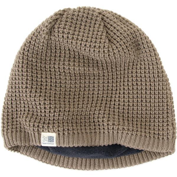 帽子 karrimor カリマー ワッフル ビーニー waffle beanie|2m50cm|19