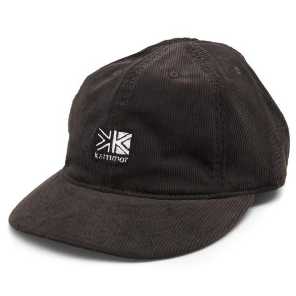 帽子 karrimor カリマー キャップ corduroy logo cap 帽子|2m50cm|12