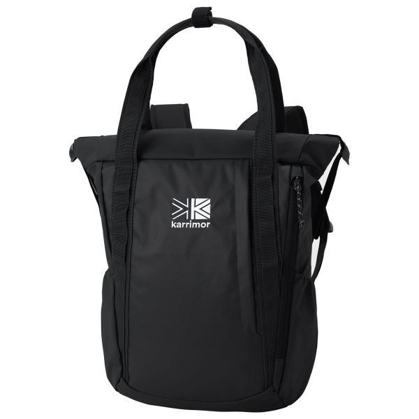 リュックサック karrimor カリマー habitat serise roll tote sack ロールトートサック 2WAYバッグ|2m50cm|22