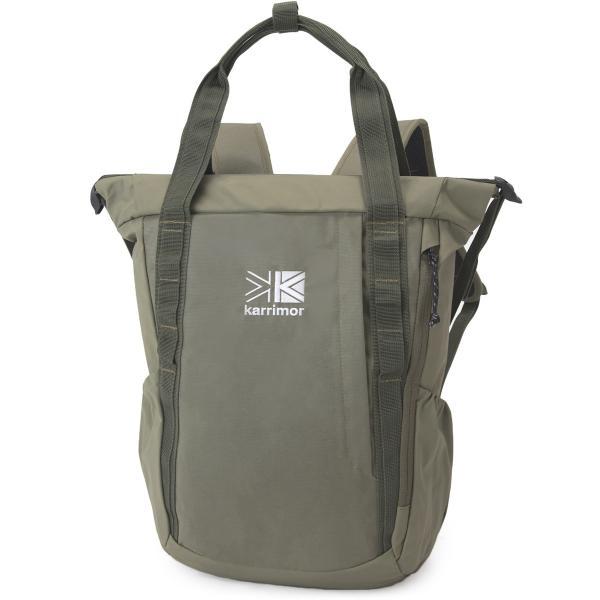 リュックサック karrimor カリマー habitat serise roll tote sack ロールトートサック 2WAYバッグ|2m50cm|24