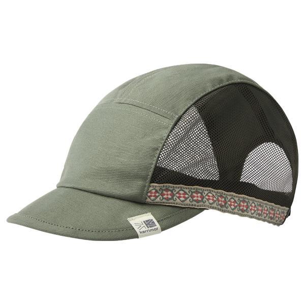 帽子 karrimor カリマー safari cap サファリ キャップ|2m50cm|11