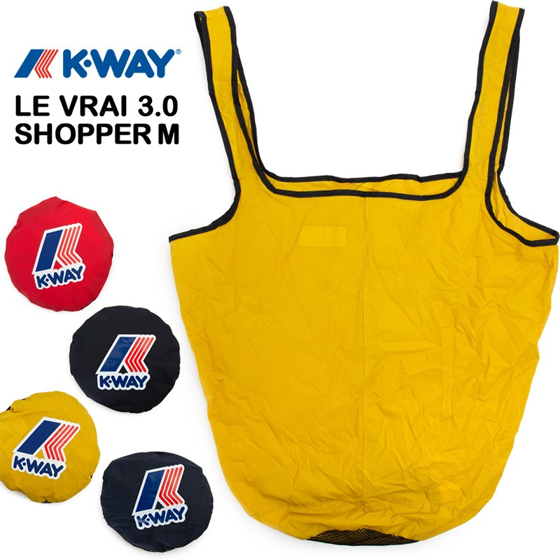K-WAY LE VRAI 3.0 SHOPPER M