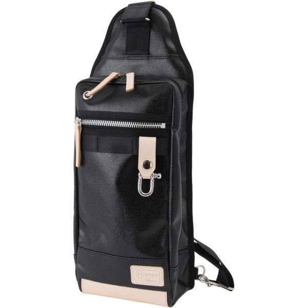森野帆布 Premiumシリーズ ボディバッグ SF-198P|2m50cm|19