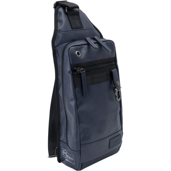 森野帆布 Premiumシリーズ ボディバッグ SF-198P|2m50cm|20