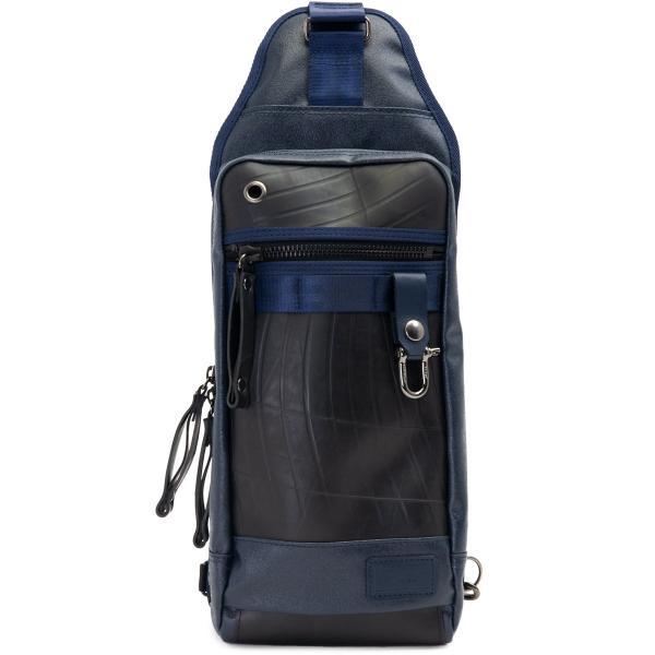 ボディバッグ 森野帆布×SEAL コラボモデル Body Bag SF-0516|2m50cm|18