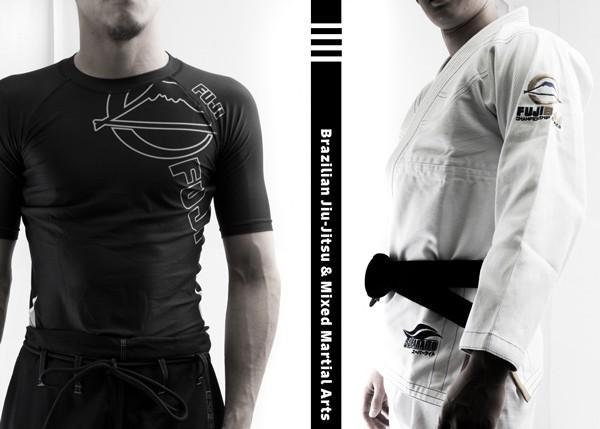 Fuji sports フジ 柔術 MMA BJJ