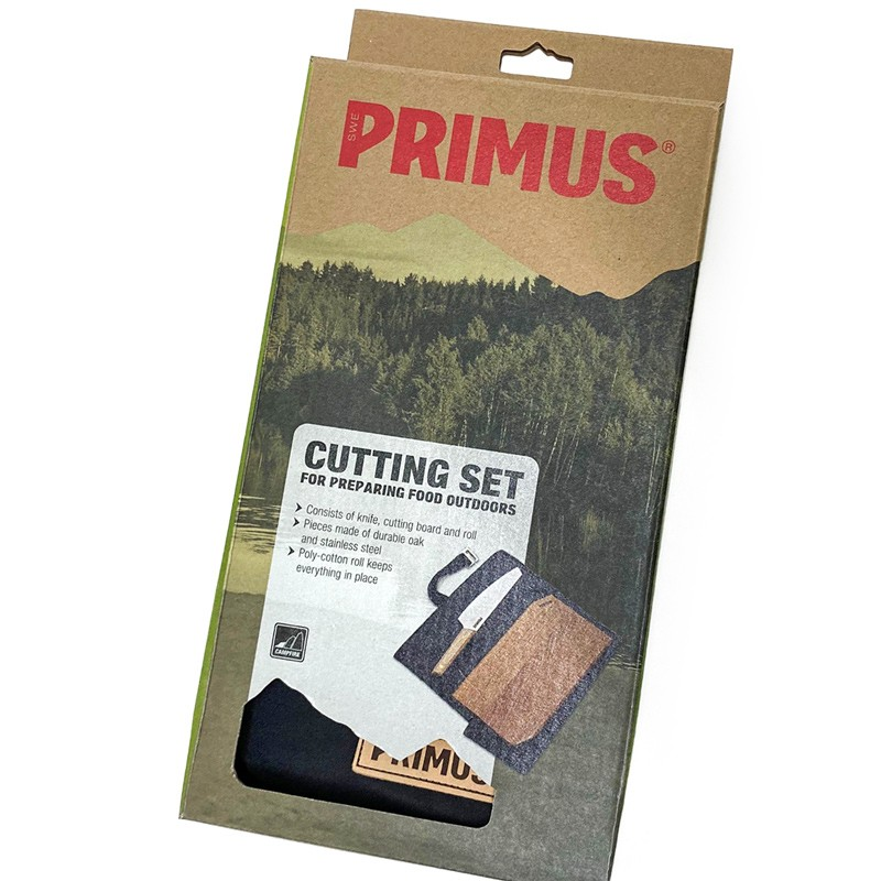 PRIMUS プリムス CampFire Cutting Set CF カッティングセット キャンプファイア