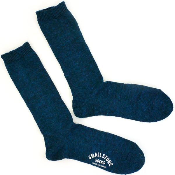 靴下 Small Stone Socks スモールストーンソックス 麻 (リネン) 90% ソックス II 2m50cm 18