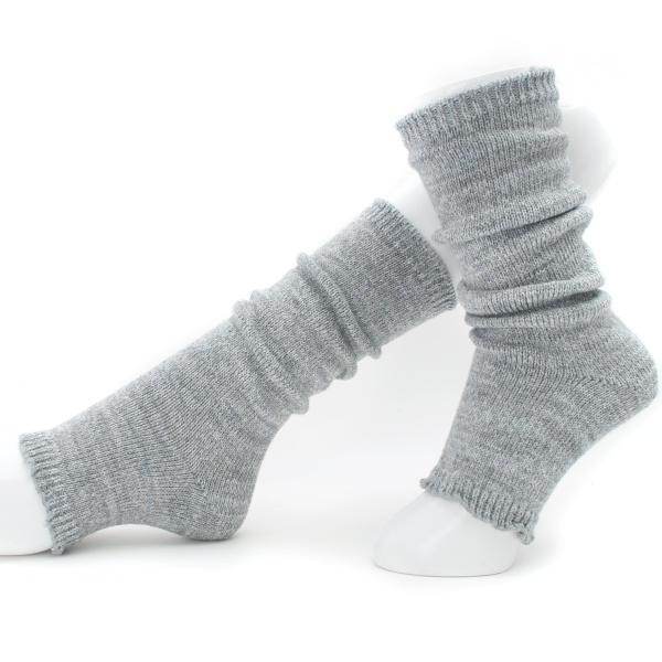 靴下 Small Stone Socks リネンウール サンダルソックス レッグウォーマー|2m50cm|10