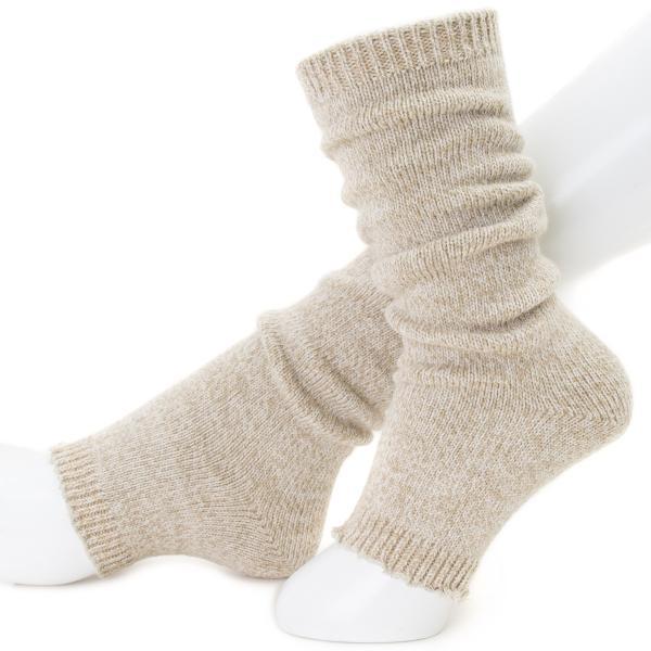 靴下 Small Stone Socks リネンウール サンダルソックス レッグウォーマー|2m50cm|11