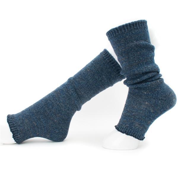 靴下 Small Stone Socks リネンウール サンダルソックス レッグウォーマー|2m50cm|09