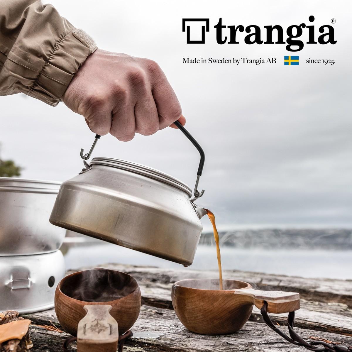 Trangia トランギア ケトル 0.9L