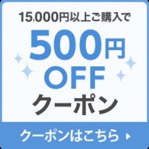 高額商品お買い物サポートクーポン:500