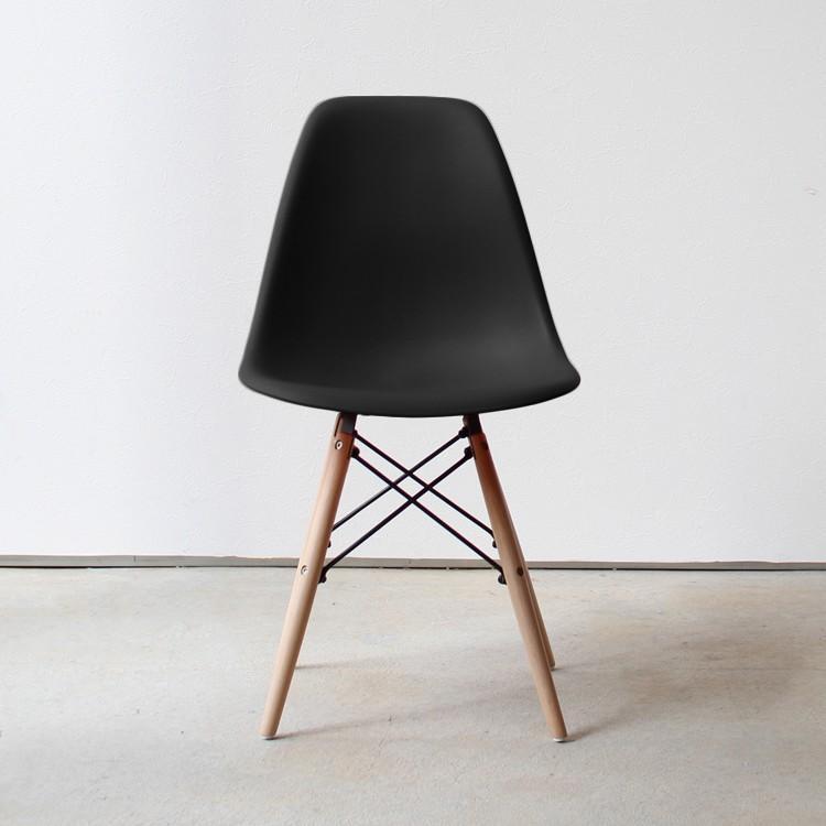 イームズチェア シェルチェア 2脚セット 椅子 イス DSW eames ダイニングチェア リプロダクト デザイナーズ家具 ジェネリック 木脚 MTS-032(NA)|3244p|22