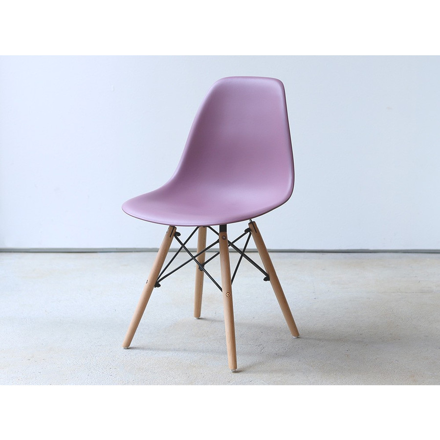 イームズチェア シェルチェア 2脚セット 椅子 イス DSW eames ダイニングチェア リプロダクト デザイナーズ家具 ジェネリック 木脚 MTS-032(NA)|3244p|30