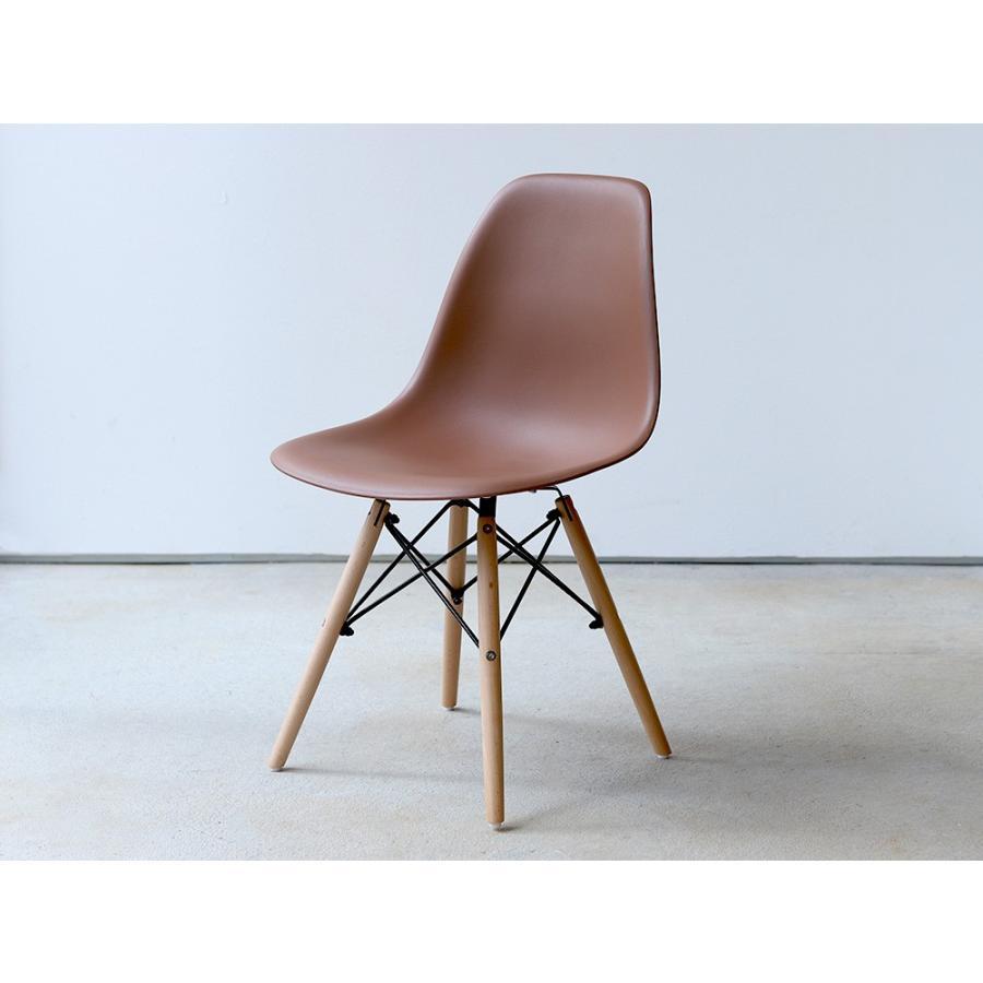 イームズチェア シェルチェア 2脚セット 椅子 イス DSW eames ダイニングチェア リプロダクト デザイナーズ家具 ジェネリック 木脚 MTS-032(NA)|3244p|31