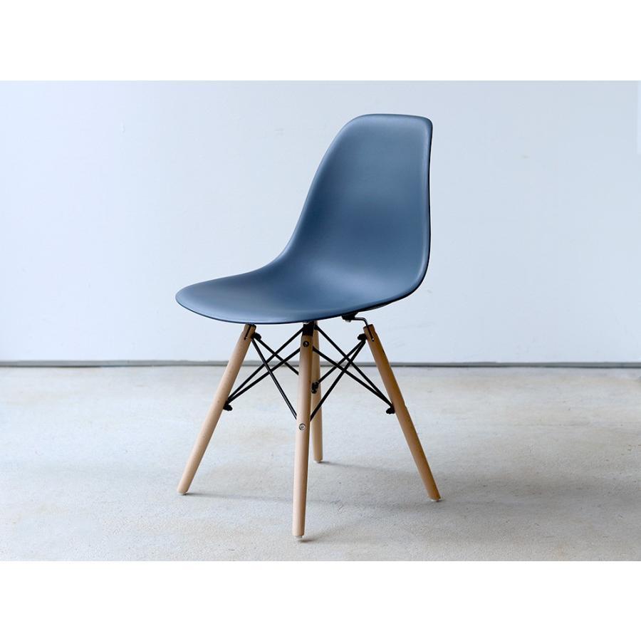 イームズチェア シェルチェア 2脚セット 椅子 イス DSW eames ダイニングチェア リプロダクト デザイナーズ家具 ジェネリック 木脚 MTS-032(NA)|3244p|32