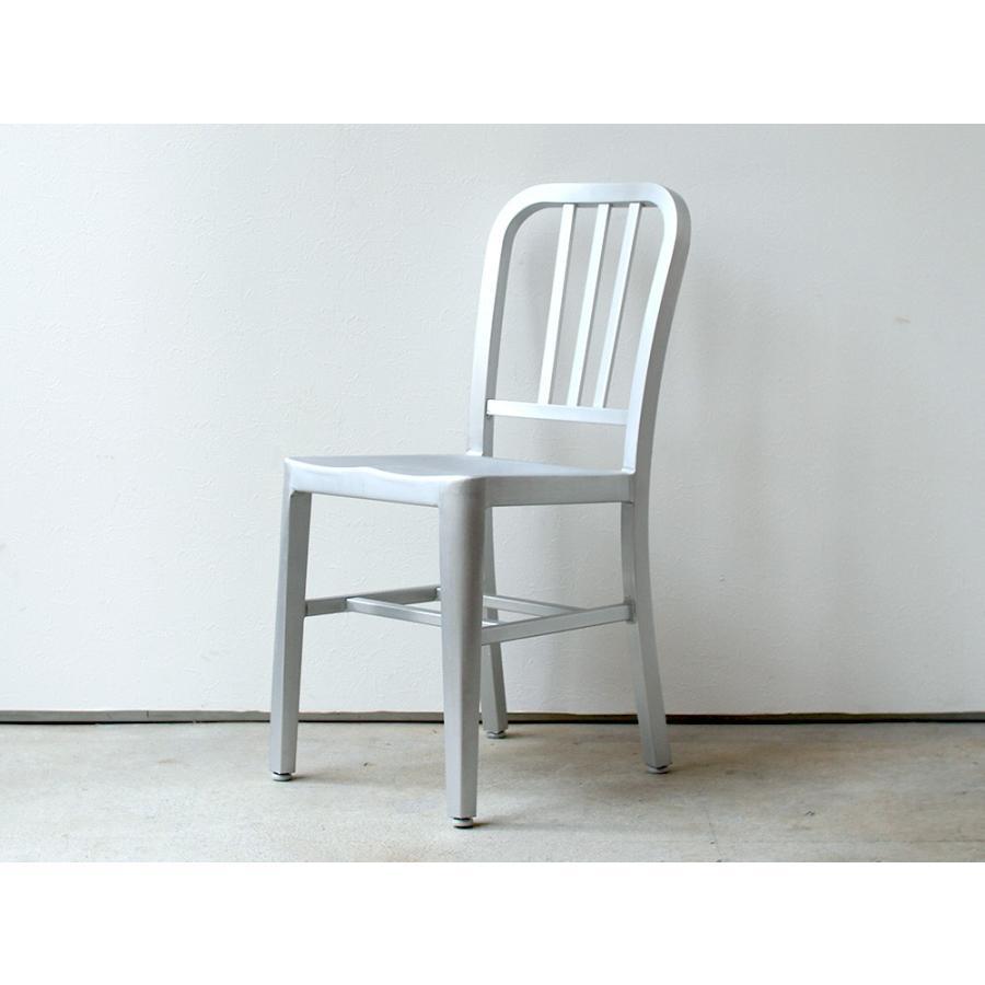 ネイビーチェア 2脚セット リプロダクト 椅子 イス ダイニングチェア レッド アルミ ブラック MTS-056 3244p 19