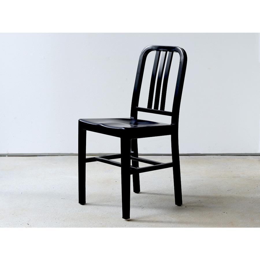 ネイビーチェア 2脚セット リプロダクト 椅子 イス ダイニングチェア レッド アルミ ブラック MTS-056 3244p 17