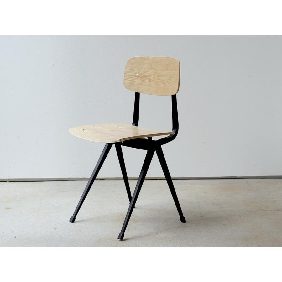 リザルトチェア リプロダクト 椅子 イス RESULT chair ダイニングチェア 完成品 ホワイト ブラック カーキ MTS-104|3244p|23