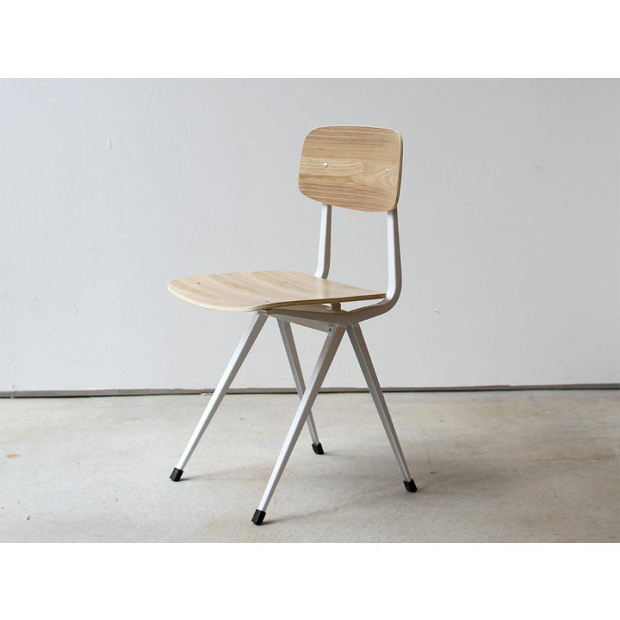 リザルトチェア リプロダクト 椅子 イス RESULT chair ダイニングチェア 完成品 ホワイト ブラック カーキ MTS-104|3244p|22