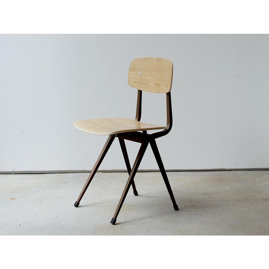 リザルトチェア リプロダクト 椅子 イス RESULT chair ダイニングチェア 完成品 ホワイト ブラック カーキ MTS-104|3244p|24