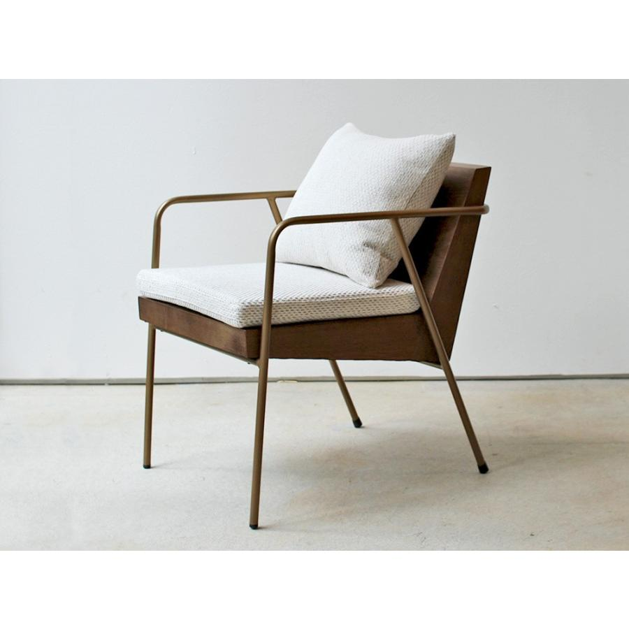 椅子 イス チェア パーソナルチェア ソファ ダイニングチェア 完成品 1P ホワイト|3244p|22