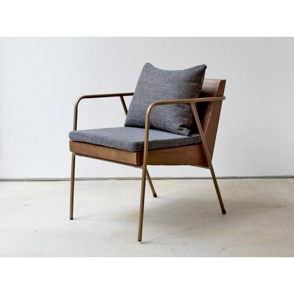 ラグランチェア RAGLAN chair パーソナルチェア ソファ ダイニングチェア 完成品 1P ホワイト ブルー MTS-106|3244p|23