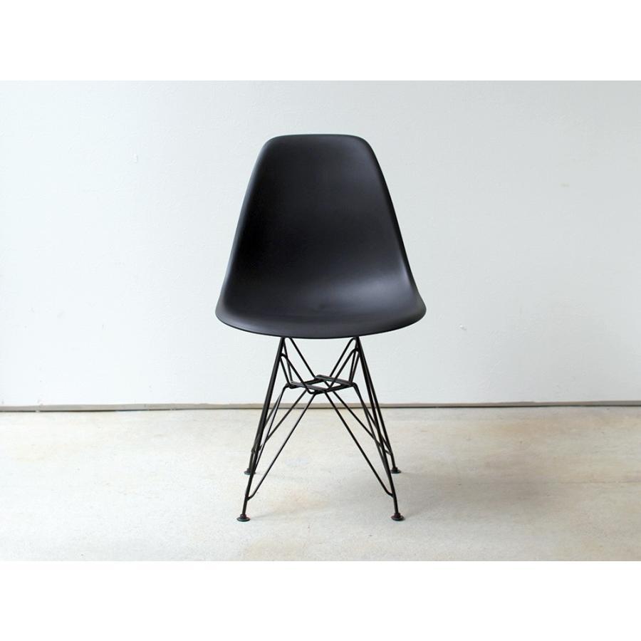 イームズ シェルチェア 椅子 エッフェルベース ブラック脚 MTS-108 ダイニングチェア DSR eames スチール リプロダクト アウトレットセール|3244p|25