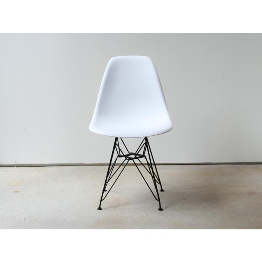 イームズ シェルチェア 椅子 エッフェルベース ブラック脚 MTS-108 ダイニングチェア DSR eames スチール リプロダクト アウトレットセール|3244p|26