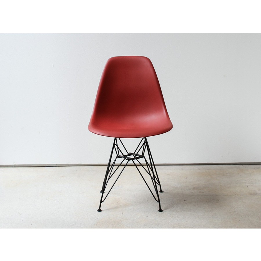 イームズ シェルチェア 椅子 エッフェルベース ブラック脚 MTS-108 ダイニングチェア DSR eames スチール リプロダクト アウトレットセール|3244p|22