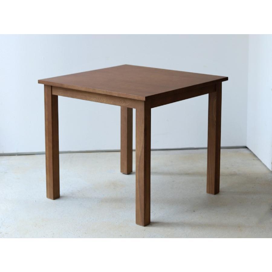ダイニングテーブル アウトレット セール W800 80cm 2名用 ナチュラル ウォールナット アッシュ 木製 novo series ノヴォシリーズ|3244p|23