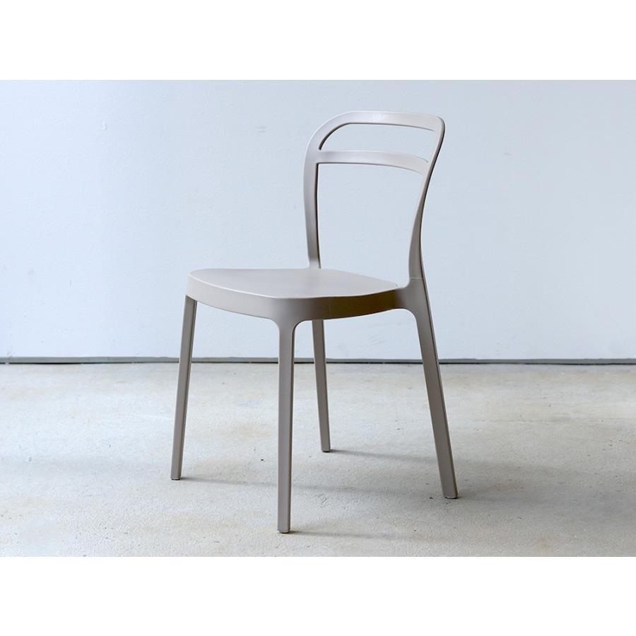 スタッキングチェア ステープル 椅子 イス チェア 積み重ねOK PP製 Staple chair YE BE GY BL オフィス 会議用チェア 会議室チェア カフェ MTS-143|3244p|21