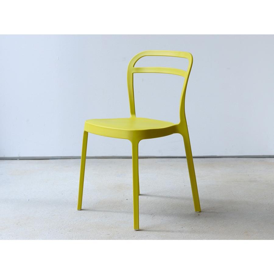 スタッキングチェア ステープル 椅子 イス チェア 積み重ねOK PP製 Staple chair YE BE GY BL オフィス 会議用チェア 会議室チェア カフェ MTS-143|3244p|20