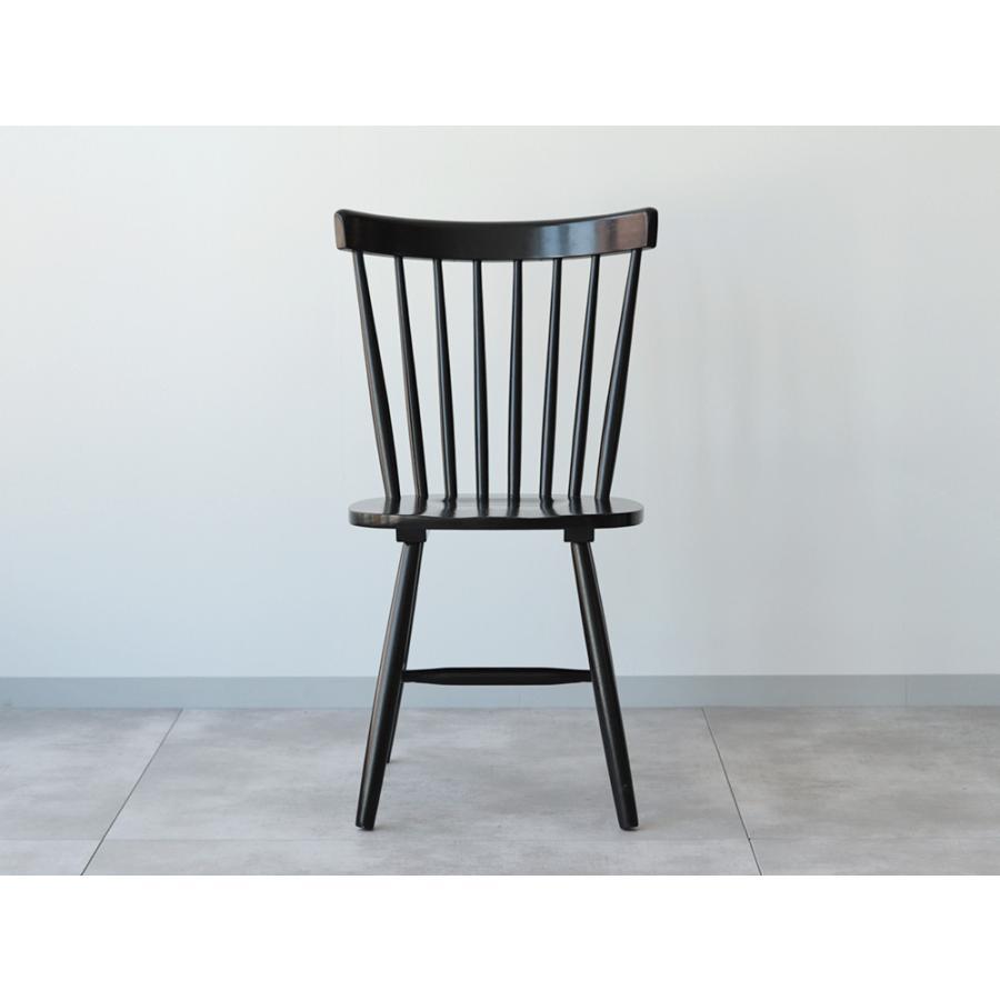 ダイニングチェア 椅子 いす イス 木製椅子 ラバーウッド 木製 ナチュラル ウォールナット ブラック ファンバック ウィンザーチェア風 MTS-152|3244p|24